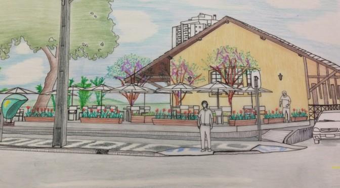 IPLAN prepara novo Centro de Convívio Cultural na Estação Arte