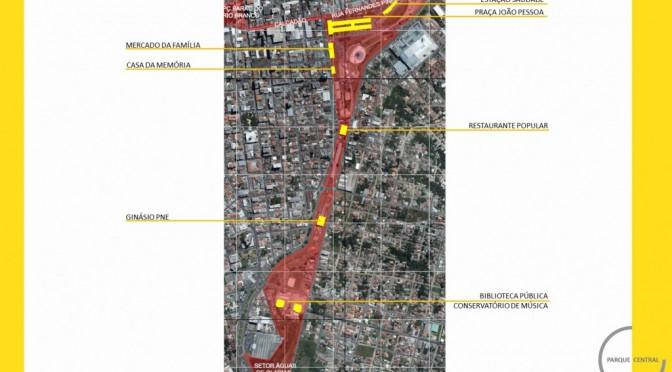 IPLAN assegura impacto ambiental positivo no Parque Central