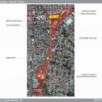 Área de Intervenção - Parque Linear