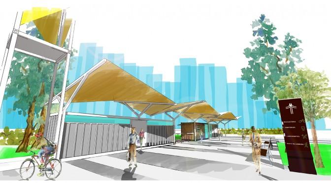 Iplan aprova identidade visual para o Parque Central
