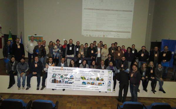 Ponta Grossa discutirá demandas na 6ª Conferência Estadual das Cidades